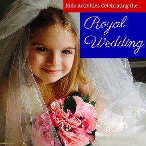 Royal wedding themed kidsactivities