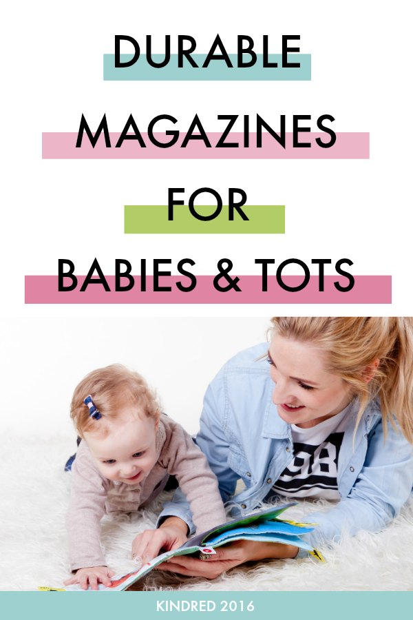 magazine subscription for toddlers