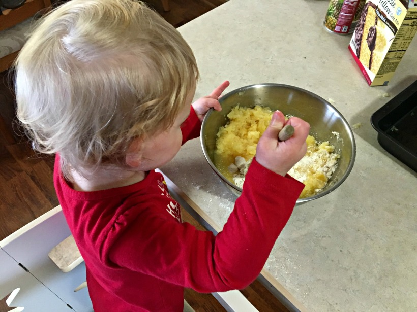 Healthy Recipes to Cook with Toddlers