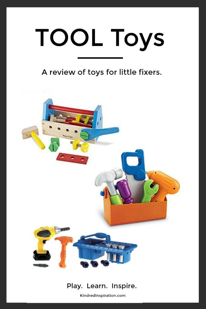 Toddler Tool Kit Review