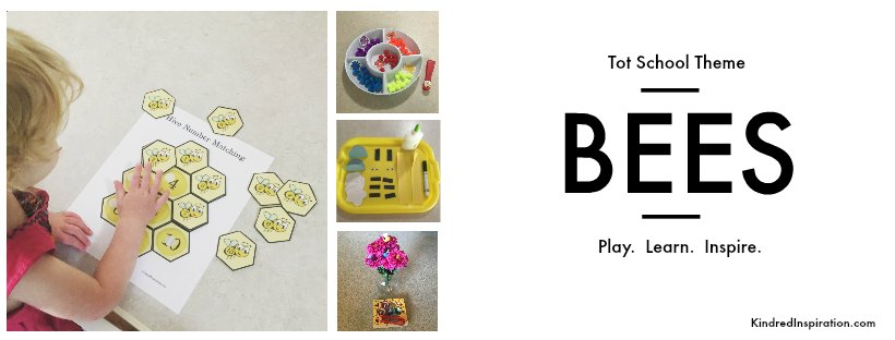 Educational Bee Toddler Activities and Crafts